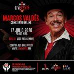 Realizará Marcos Valdés, homenaje a la dinastía Valdés via streaming